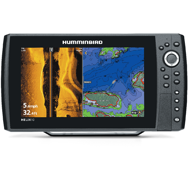 Humminbird Helix 10 SI Review